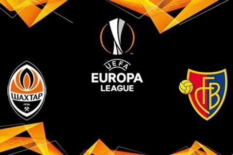 Shakhtar vs Basel là một trong những trận đấu hấp dẫn tại Europa League
