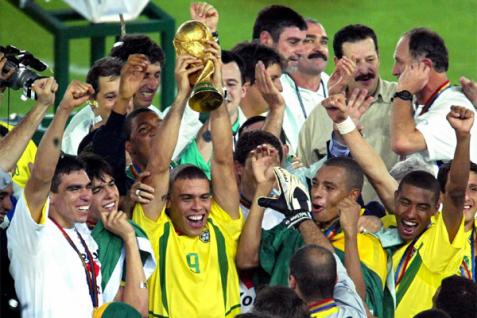 Lịch sử vô địch giải đấu World Cup