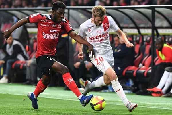 Nhận định trận đấu bóng đá Nancy vs Guingamp ngày 29/08
