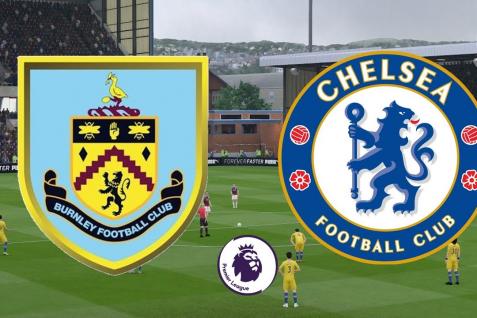 Trận đấu Burnley vs Chelsea sẽ diễn ra ngày 31/10/2020