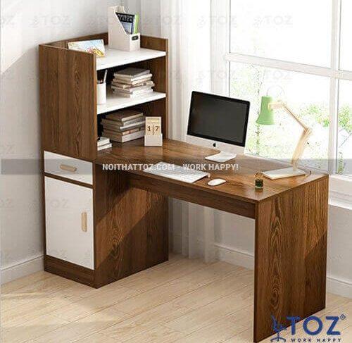 Top 3 mẫu bàn làm việc tại nhà lên ngôi năm 2021
