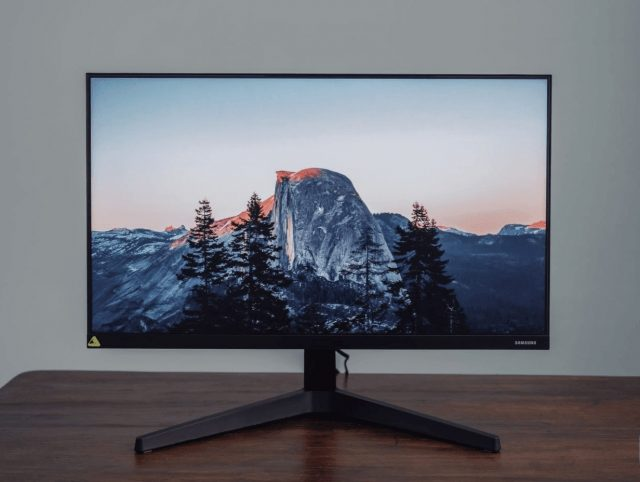 Thiết kế màn hình full HD tràn viền 3 cạnh